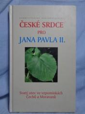 náhled knihy - České srdce pro Jana Pavla II.