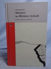 náhled knihy - Mnišství na Blízkém východě