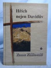 náhled knihy - Hřích nejen Davidův