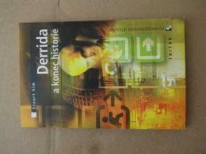 náhled knihy - Derrida a konec historie