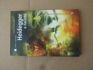 náhled knihy - Heidegger a nacisté