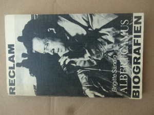 náhled knihy - Albert Camus : Eine Einführung in Leben und Werk