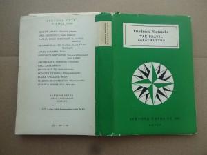 náhled knihy - Tak pravil Zarathustra : kniha pro všechny a pro nikoho