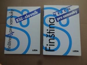 náhled knihy - Finština nejen pro samouky