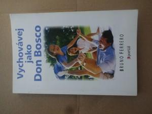 náhled knihy - Vychovávej jako Don Bosco