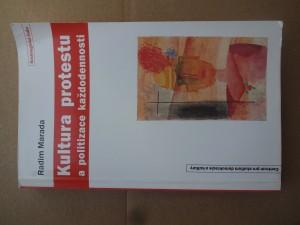 náhled knihy - Kultura protestu a politizace každodennosti