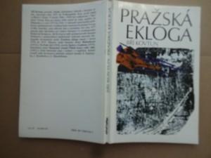 náhled knihy - Pražská ekloga : román o čtrnácti obrazech