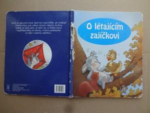 náhled knihy - o létajícím zajíčkovi