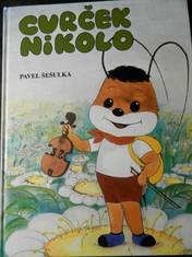 náhled knihy - Cvrček Nikolo