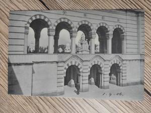 náhled knihy - Milano - Cimitero Monumentale Serie I. No. 2