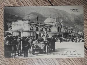 náhled knihy - Collection Artistique 752. - Monte-Carlo. - Café de Paris