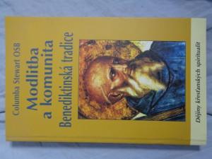 náhled knihy - Modlitba a komunita : benediktinská tradice