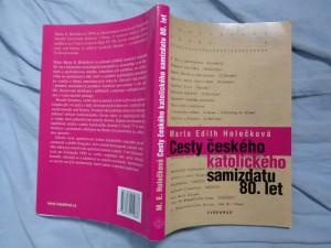 náhled knihy - Cesty českého katolického samizdatu 80. let