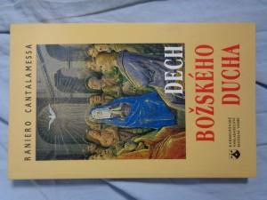 náhled knihy - Dech božského Ducha