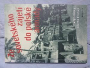 náhled knihy - Ze sovětského zajetí do polské armády: vzpomínky Józefa Franka