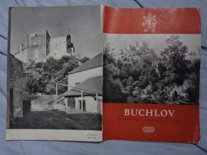 náhled knihy - Buchlov: Státní hrad a památky v okolí