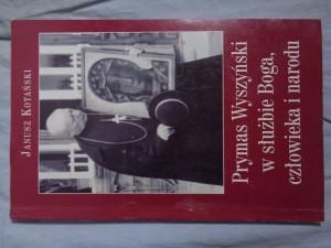 náhled knihy - Prymas Wyszyński w służbie Boga, człowieka i narodu