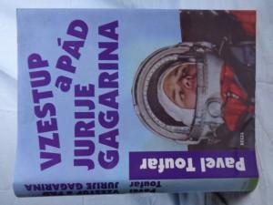 náhled knihy - Vzestup a pád Jurije Gagarina