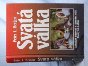 náhled knihy - Svatá válka: autentické svědectví o tajemném světě Usámy bin Ládina