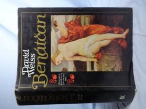 náhled knihy - Benátčan