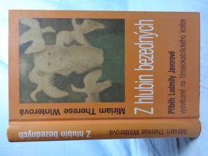 náhled knihy - Z hlubin bezedných: příběh Ludmily Javorové vysvěcené na římskokatolického kněze