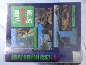 náhled knihy - Fyzická geografie Evropy
