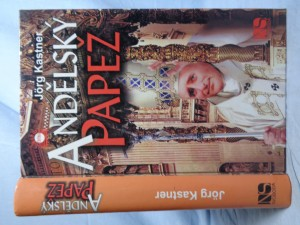 náhled knihy - Andělský papež