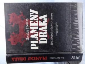 náhled knihy - Plameny draka: Čína v pozadí světových dramat