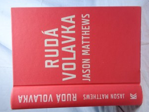 náhled knihy - Rudá volavka