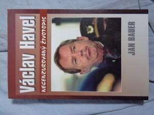 náhled knihy - Václav Havel: necenzurovaný životopis