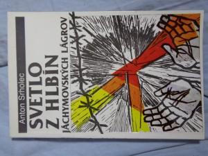 náhled knihy - Svetlo z hlbín Jáchymovských lágrov