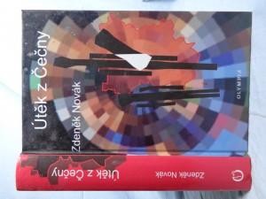 náhled knihy - Útěk z Čečny: román podle skutečného osudu