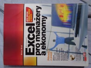náhled knihy - Microsoft Excel pro manažery a ekonomy: pro verze 2000, 2002 a 2003