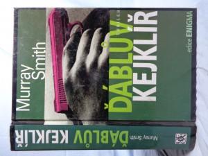 náhled knihy - Ďáblův kejklíř: thriler