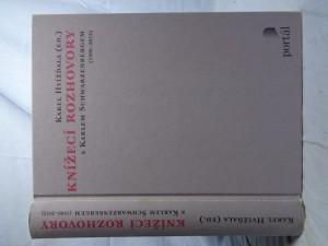 náhled knihy - Knížecí rozhovory s Karlem Schwarzenbergem, aneb, Historická zkušenost se bohužel nedědí, kdežto předsudky ano