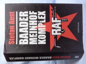 náhled knihy - Baader Meinhof Komplex: frakce Rudé armády 1970-1977