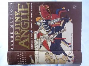 náhled knihy - Dějiny Anglie: doplněné o novější období Michelem Mohrtem