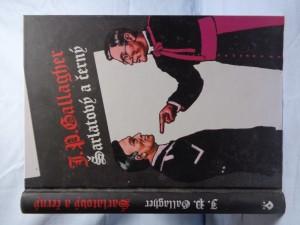 náhled knihy - Šarlatový a černý