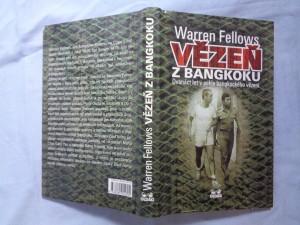 náhled knihy - Vězeň z Bangkoku: dvanáct let v pekle bangkockého vězení