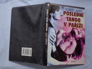 náhled knihy - Poslední tango v Paříži