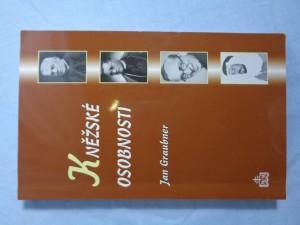náhled knihy - Kněžské osobnosti: medailony kněží Arcidiecéze olomoucké ve 20. století