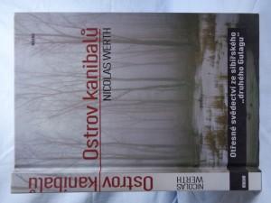 náhled knihy - Ostrov kanibalů: otřesné svědectví ze sibiřského