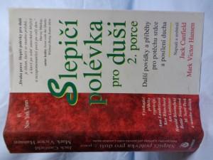 náhled knihy - Slepičí polévka pro duši: povídky a příběhy pro potěchu srdce a posílení ducha: 2. porce