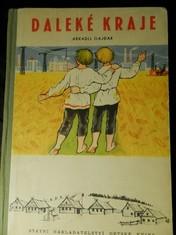 náhled knihy - Daleké kraje