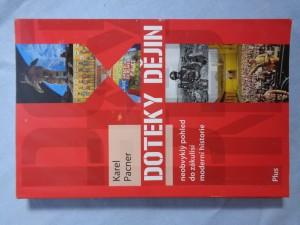 náhled knihy - Doteky dějin
