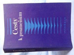 náhled knihy - Cesty k pramenům: biblická archeologie a literární kritika