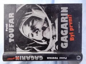 náhled knihy - Gagarin : byl první?