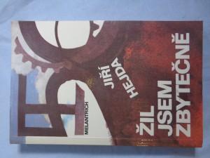 náhled knihy - Žil jsem zbytečně: román mého života