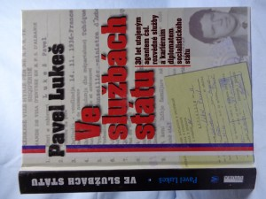 náhled knihy - Ve službách státu: 30 let utajeným agentem čsl. rozvědné služby a kariérním diplomatem socialistického státu