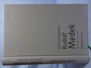 náhled knihy - Čechoslovakista Rudolf Medek: politický životopis